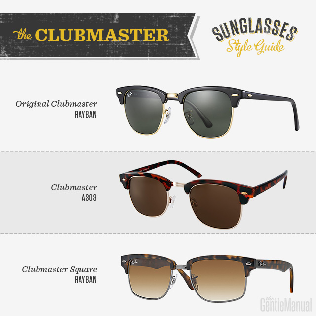 Sunglasses Style Guide Gm Clubmasters A 01